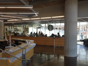 Starbucks at Gatech